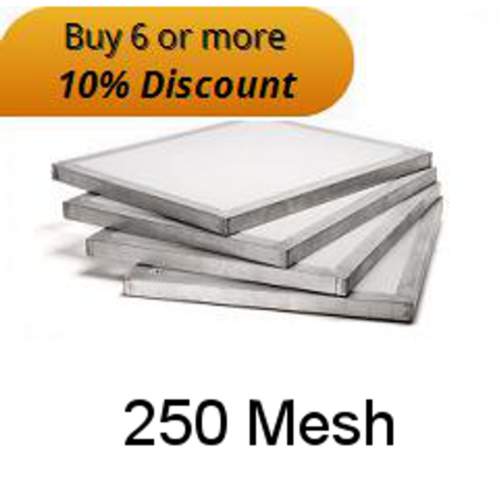 """250 Mesh 20"""" X 24"""" Aluminium Screen"""