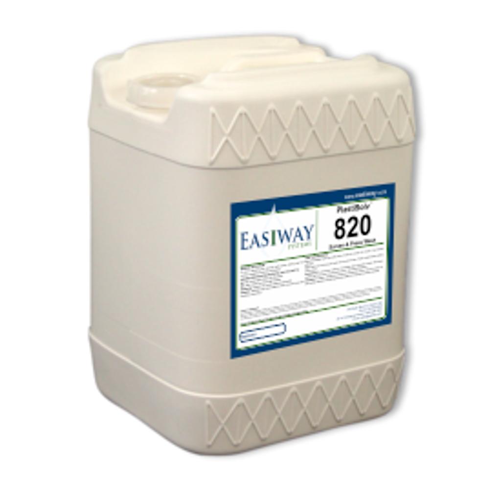 Plastisolv 820 Screen and Press Wash 5 Gallon