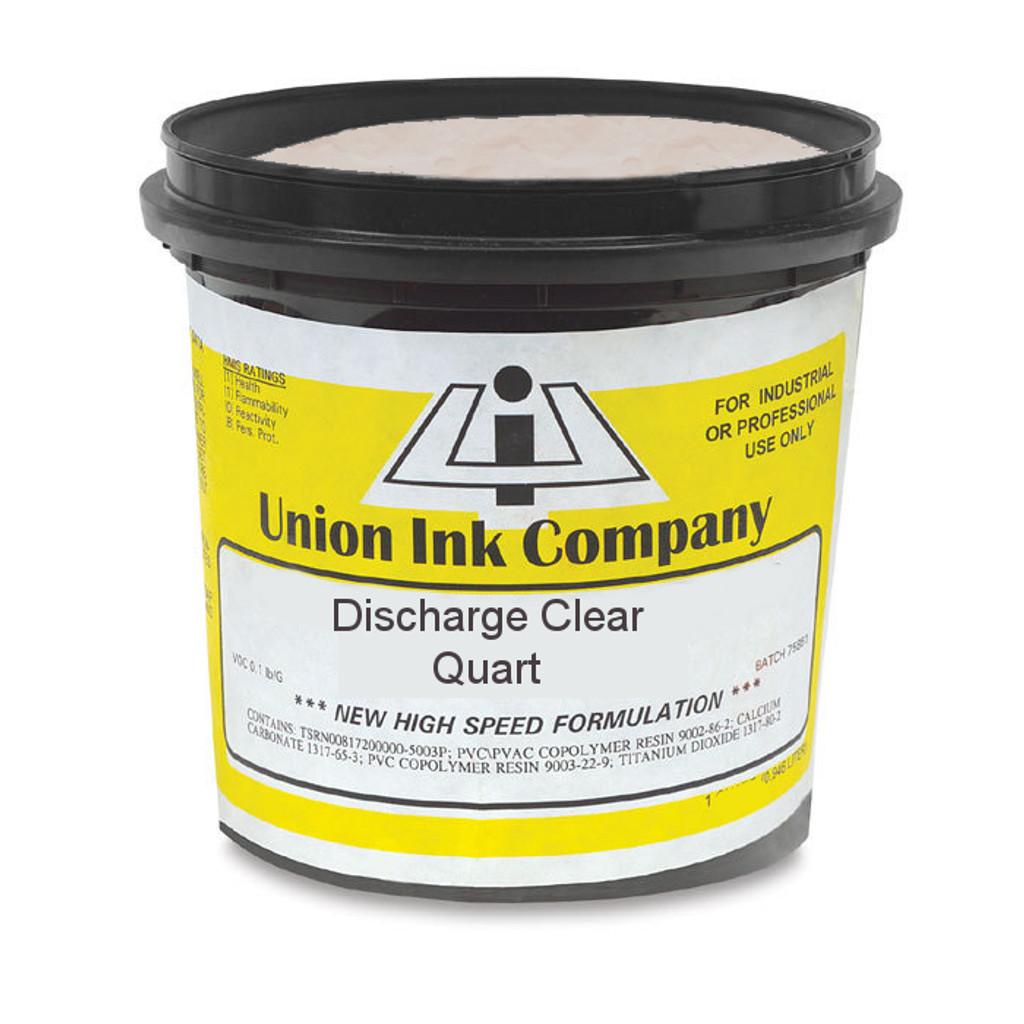 Discharge Clear Quart
