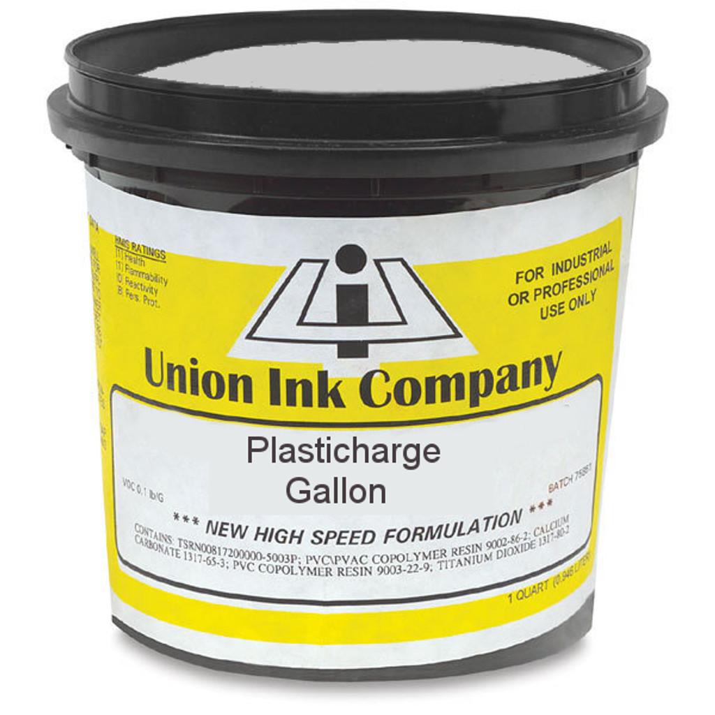 Plasticharge White Gallon