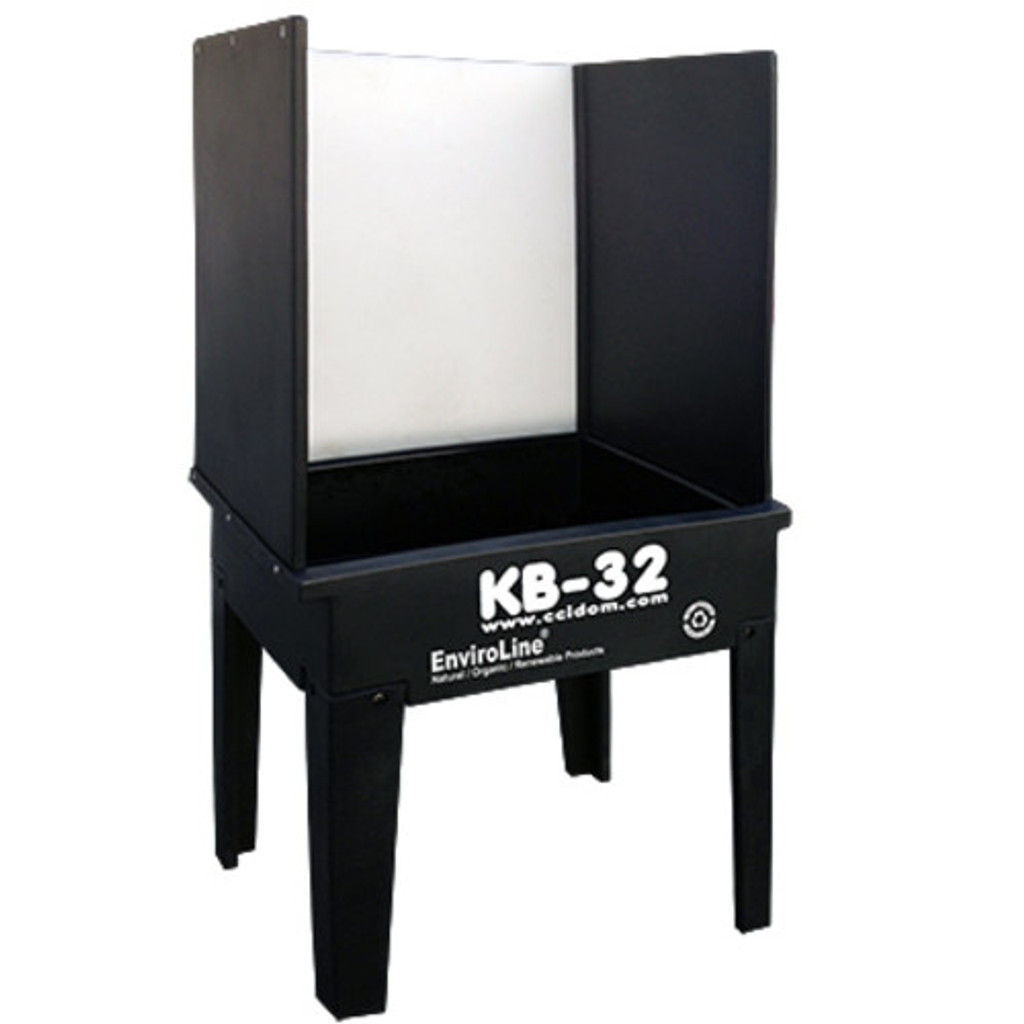 KB-32 Washout Booth