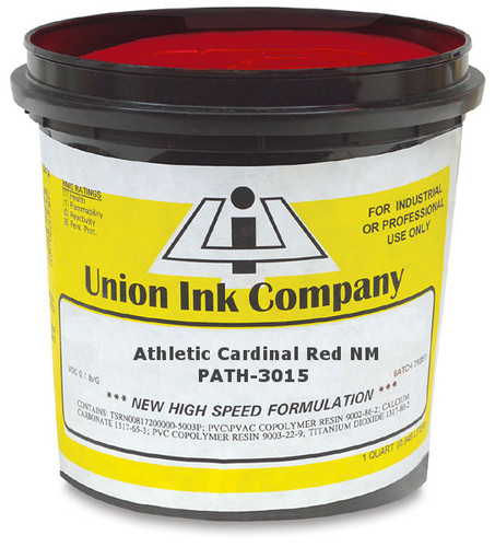 Union Ink Athletic Series PATE