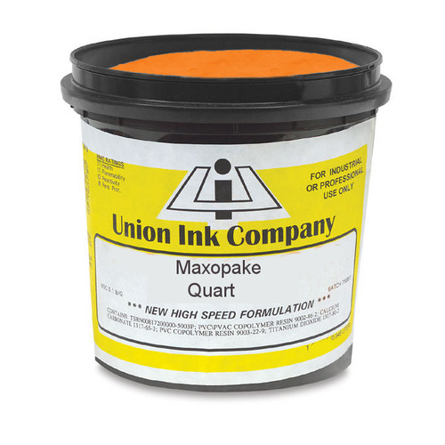 Union Maxopake Orange - Quart