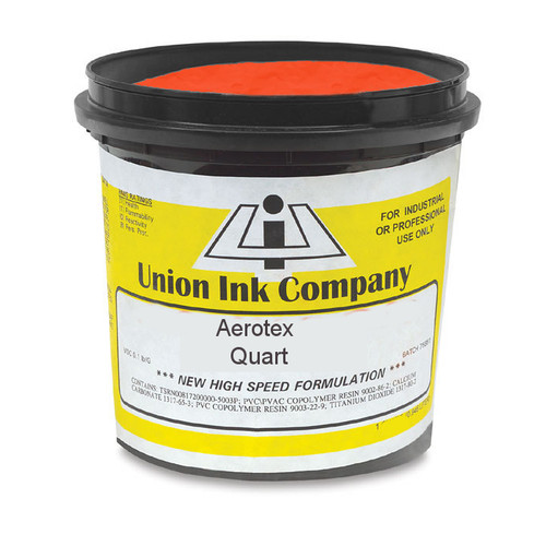 Aerotex Waterbased Scarlett Red - Quart