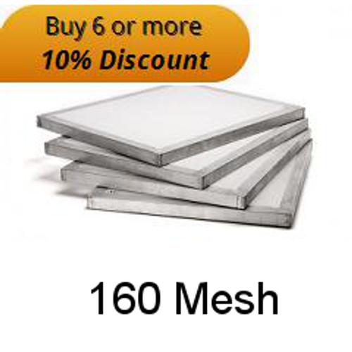 """160 Mesh 20"""" X 24"""" Aluminium Screen"""