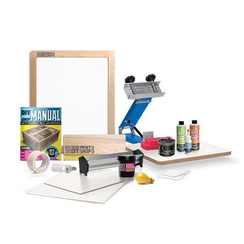 DIY 1 Colour Print Shop