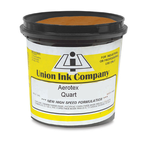 Aerotex Waterbased Sienna Brown - Quart