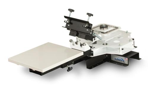 Vastex V100 1 Colour 1 Station Tabletop Press
