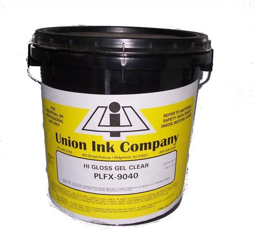 Hi-Gloss Gel Clear PLFX 9040 1 Gallon