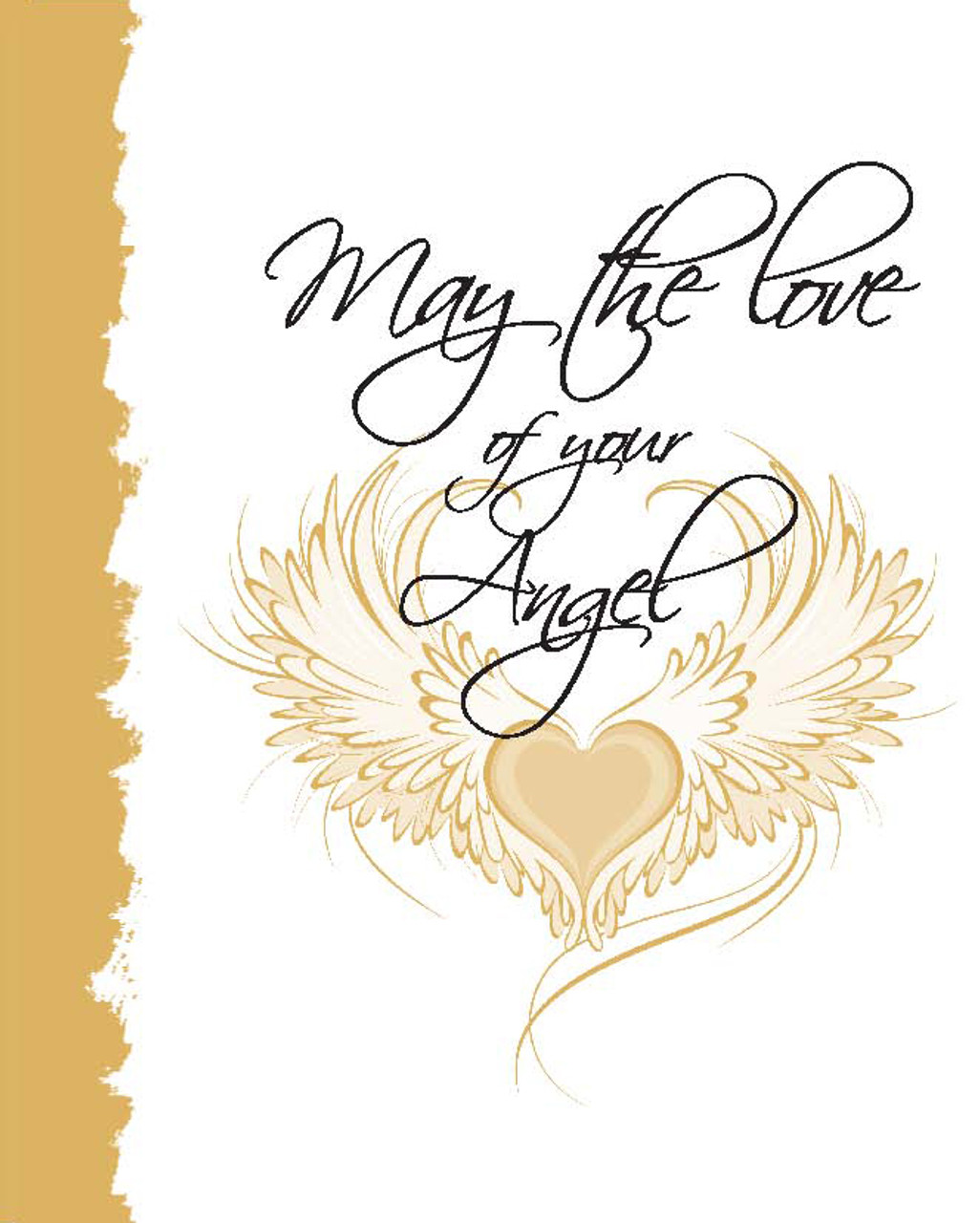 Angel Card - Front