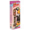 Vitapol Maxi Parrot Treat Sticks Twinpack - Mixed Fruit