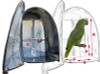 Pak-o-Bird Parrot Backpack Carrier - M Modified