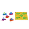 Educational Puzzle Board Parrot Toy