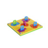 Educational Puzzle Board Medium Parrot Toy