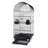 Pet Ting Delphinium Small Parrot Cage - Black