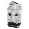 Pet Ting Tulip Small Parrot Cage - Black