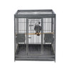 Kookaburra Ash Parrot Travel Cage