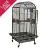 Anguel Open Dome Antique Parrot Cage