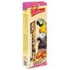 Vitapol Parrot Treat Sticks Twinpack - Fruit & Nut