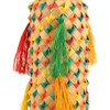 Coloured Pinata Spiked Toy for  Large Parrots