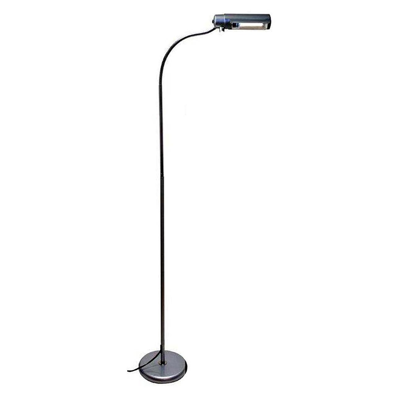 Avian Sun Deluxe Uv Floor Lamp Stand For Parrots No Bulb