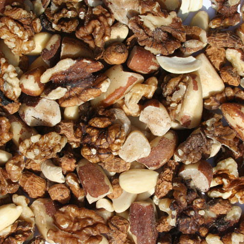 Tidymix Mixed Nut Treats 500gr