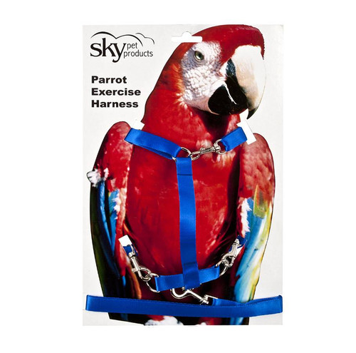 Parrot and Bird Harness - Large
