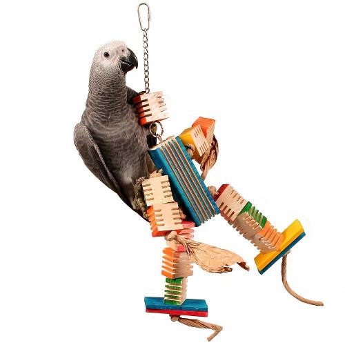 Groovy Dancer Parrot Toy