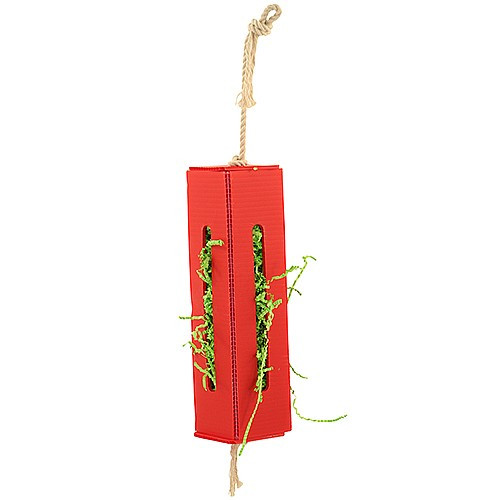Hide a Treat Tower - Medium - Hanging Parrot Toy