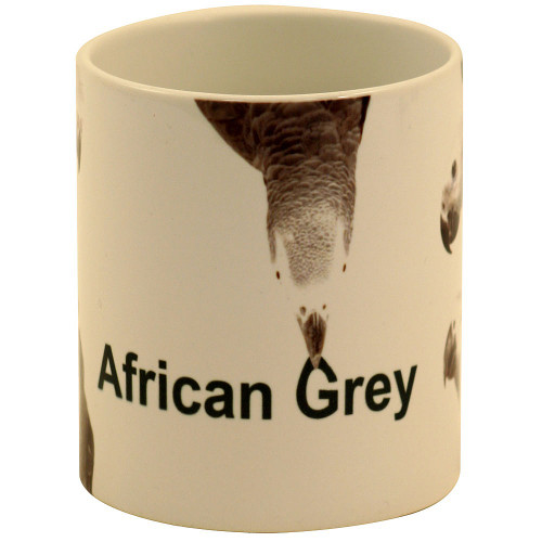 Buy African Grey Parrots Mug 5 Greys From Parrot Essentials