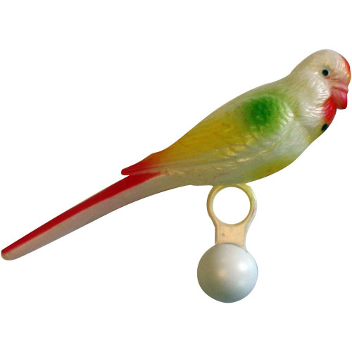 Big Bird Buddy Toy for Small Parrots