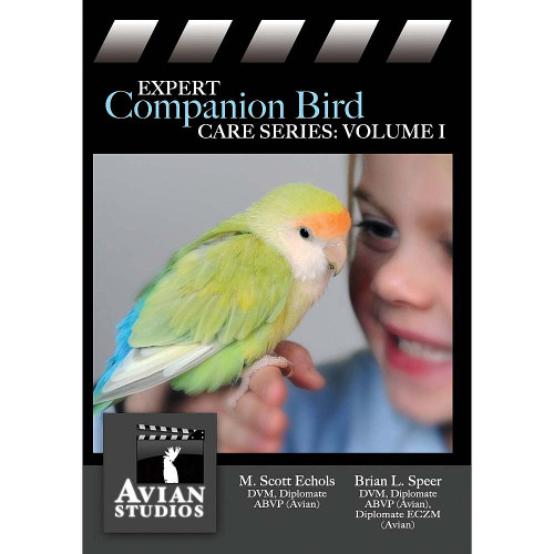 Expert Parrot Care Series DVD - Volume I