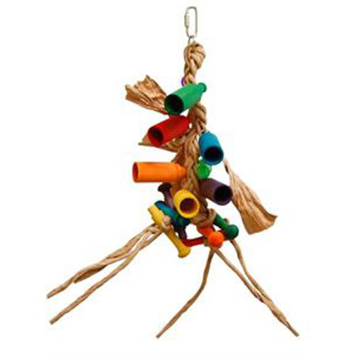 Jupiter Chewable Foraging Parrot Toy - Large