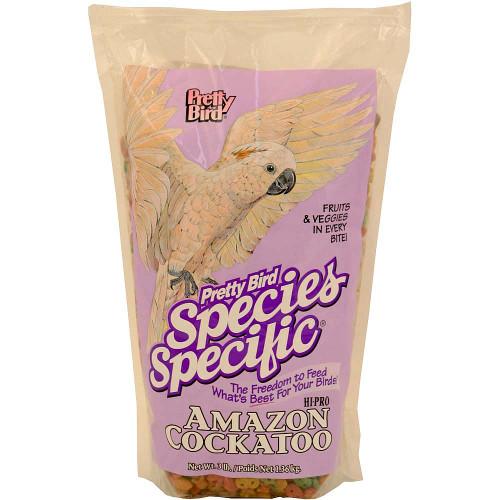 Pretty Bird Amazon & Cockatoo Complete Food Hi-Pro Special