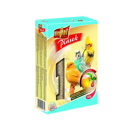 Vitapol Sand for Parrots & Birds - Eggshell & Lemon - 1.5kg