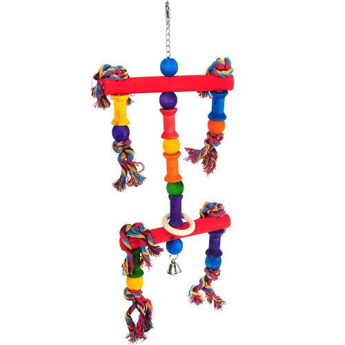 Juggler Parrot Toy