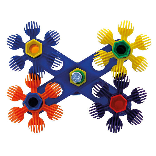 Spin Cycle Interactive Parrot Toy
