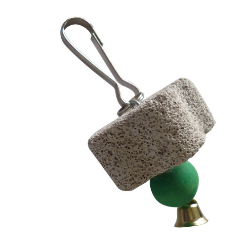 Mineral Block Chew Parrot Toy Mini