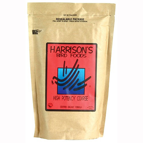 Harrison's High Potency Coarse - Complete Parrot Food