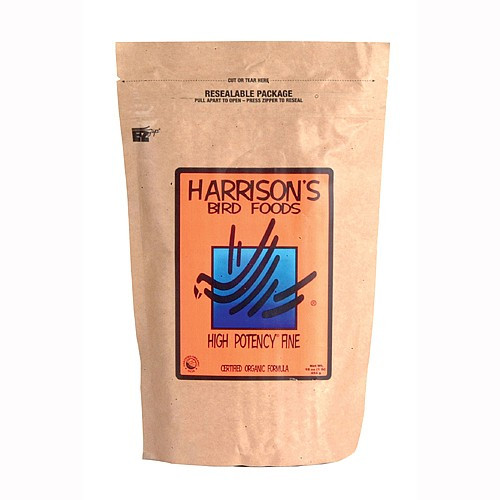 Harrison's High Potency Fine - 100% Organic Parrot Food
