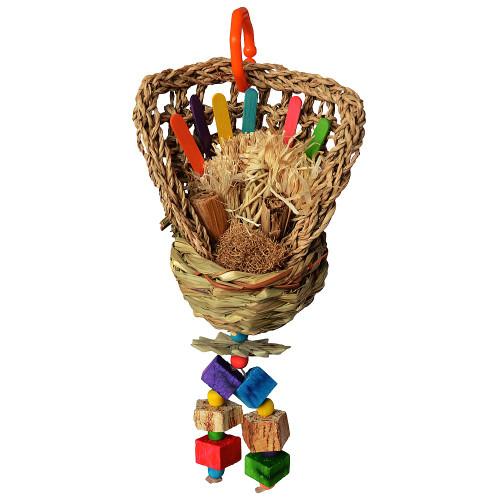 Birdie Buffet Parrot Toy