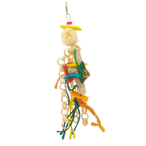 Funky Lou Parrot Toy