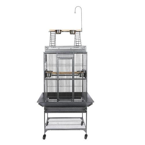 Kookaburra Almond PlayTop Parrot Cage