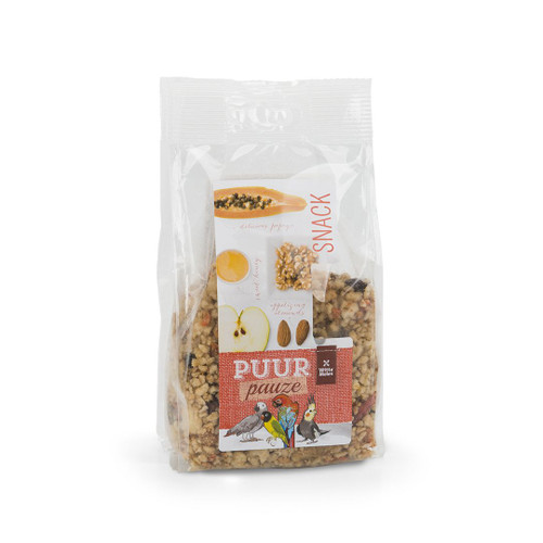 PUUR Snack - Fruit & Nut Crumble 200g
