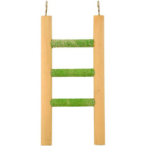 Pedicure Ladder Parrot Toy - 3 Steps