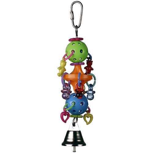 Binky Bop Parrot Toy