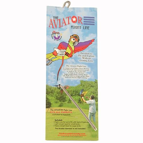 The Aviator Parrot Flight Line
