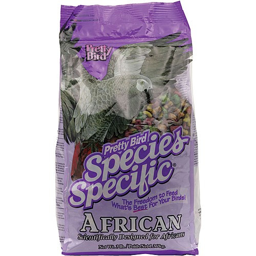 Pretty Bird African Grey Special Complete Food