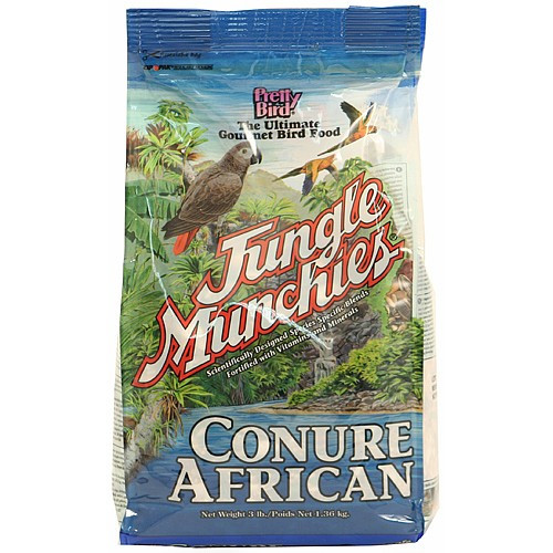 Pretty Bird Jungle Munchies Conure / African Food