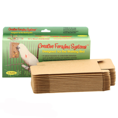 Creative Foraging Box - Pack of 15 Refills – Large